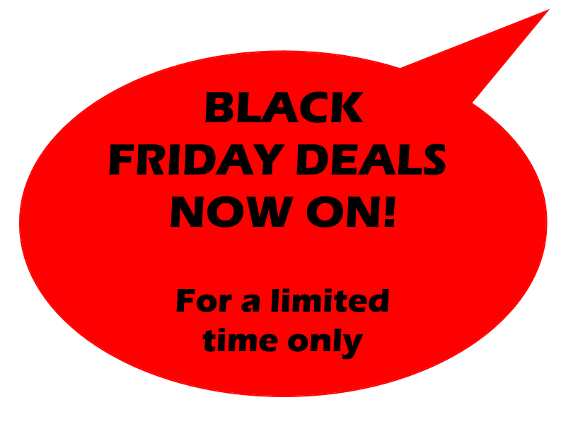 Zoo2U Black Friday Deals